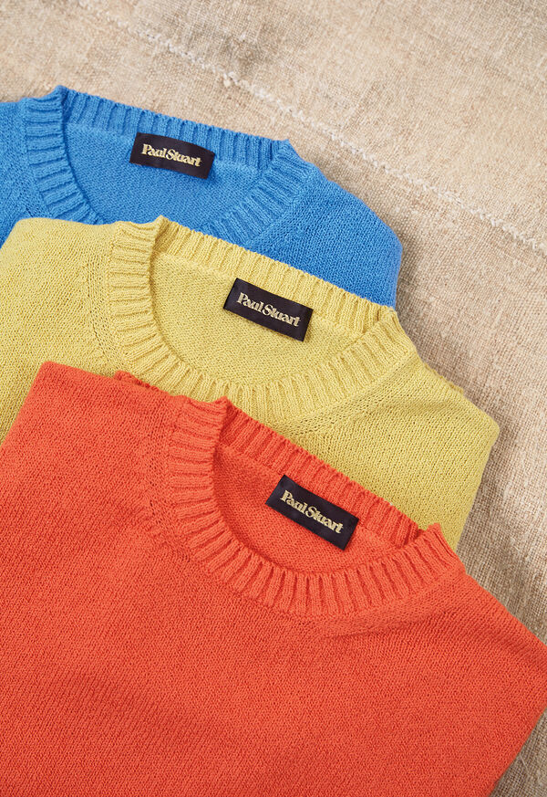 Our Boucle Crewneck Sweaters, image 1
