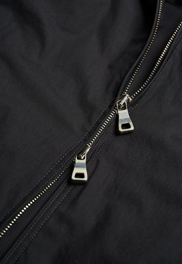 Solid Full Zip Jacket, image 3