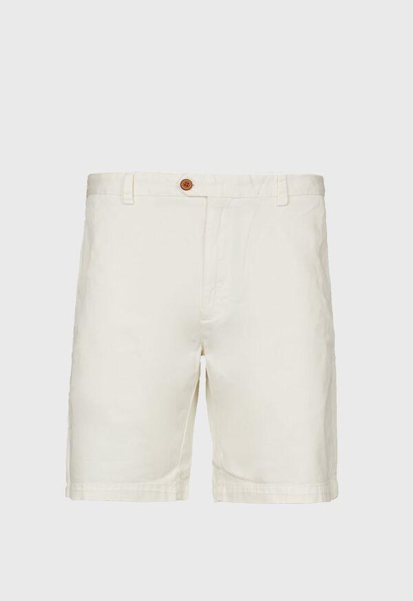 Twill Cotton Walk Short, image 1