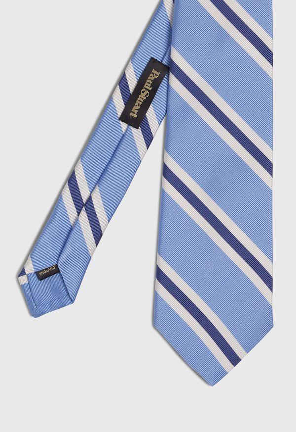 Silk Stripe Tie, image 1