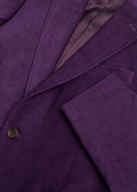 Plum Corduroy Sport Jacket, thumbnail 2