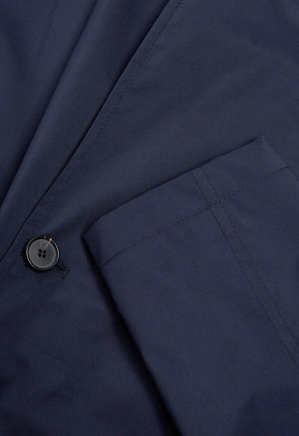 Navy Packable Jacket, image 2