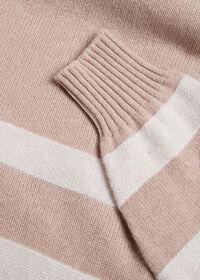Turtleneck Stripe Sweater, thumbnail 2