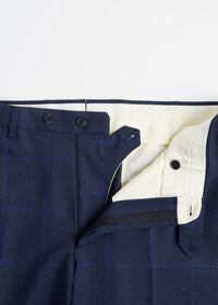 Blue Plaid Suit, thumbnail 6
