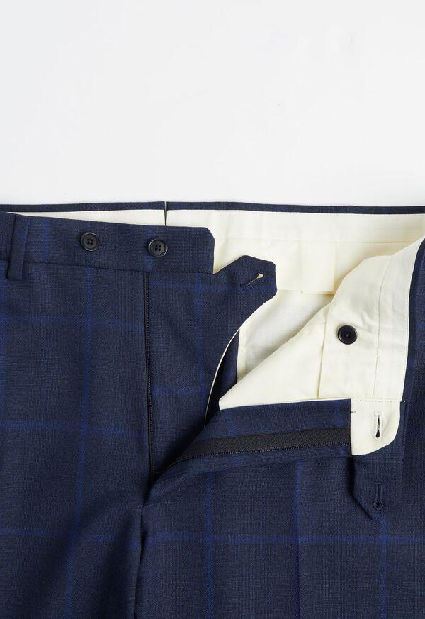 Blue Plaid Suit, image 6