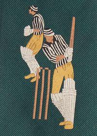 Cricket Silk Tie, thumbnail 3