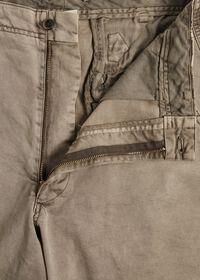 Cotton Blend Back Adjustment Pant, thumbnail 2