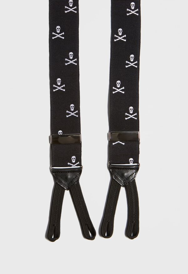 Skull and Crossbones Braces, image 2