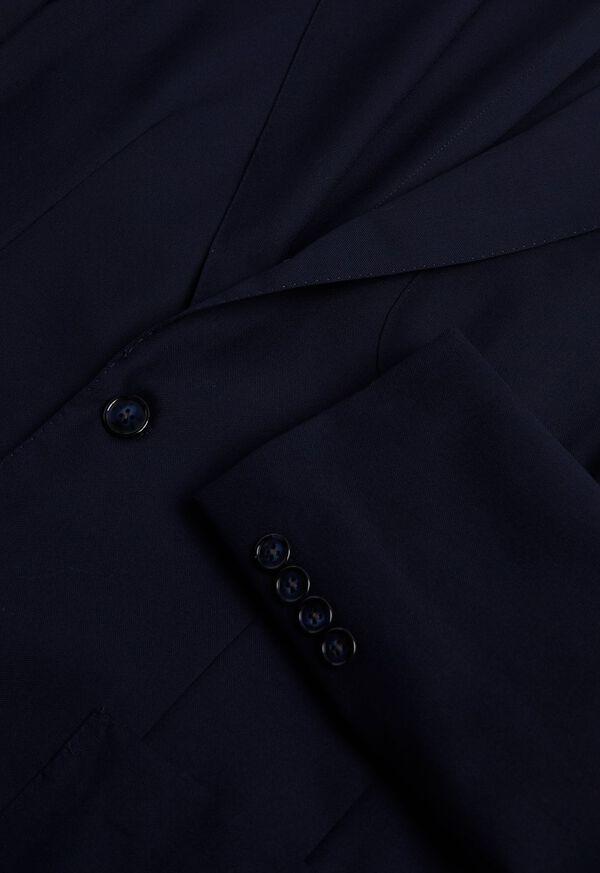 Solid Navy Tropical Blazer, image 3