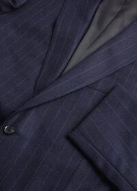 Tonal Blue Stripe Suit, thumbnail 2
