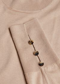 Lightweight Wool Turtleneck, thumbnail 2