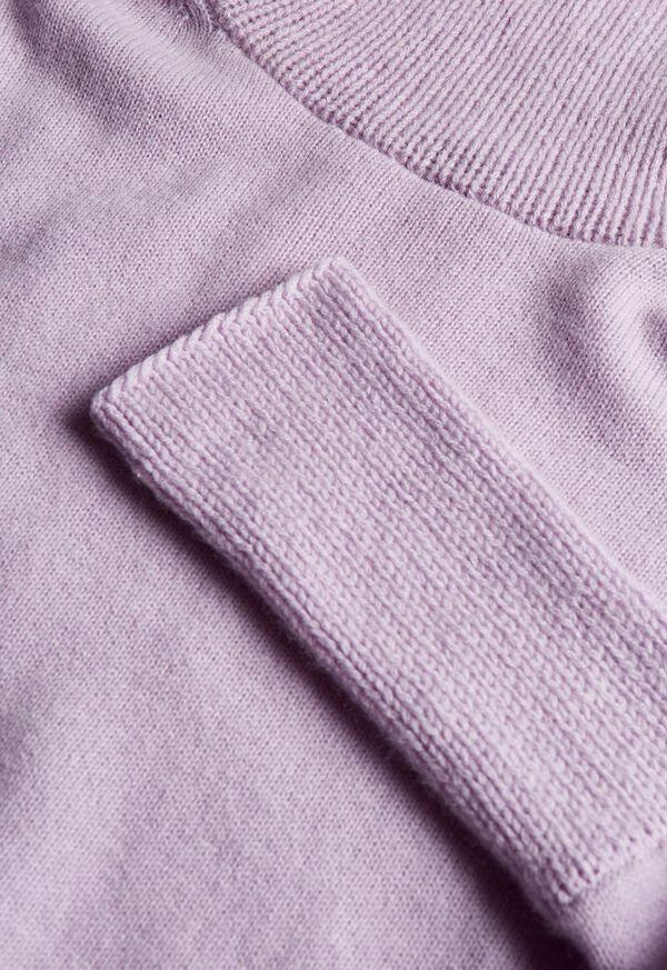 Cashmere Turtleneck Sweater, image 4