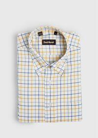 Big Tatterstall Flannel Sport Shirt, thumbnail 1