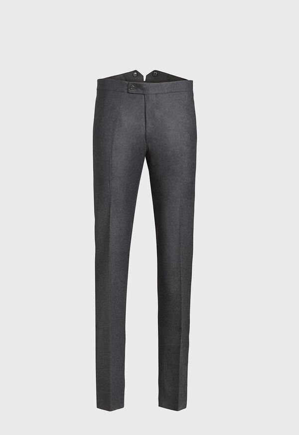 Super 120s Wool Flannel Pant, image 1