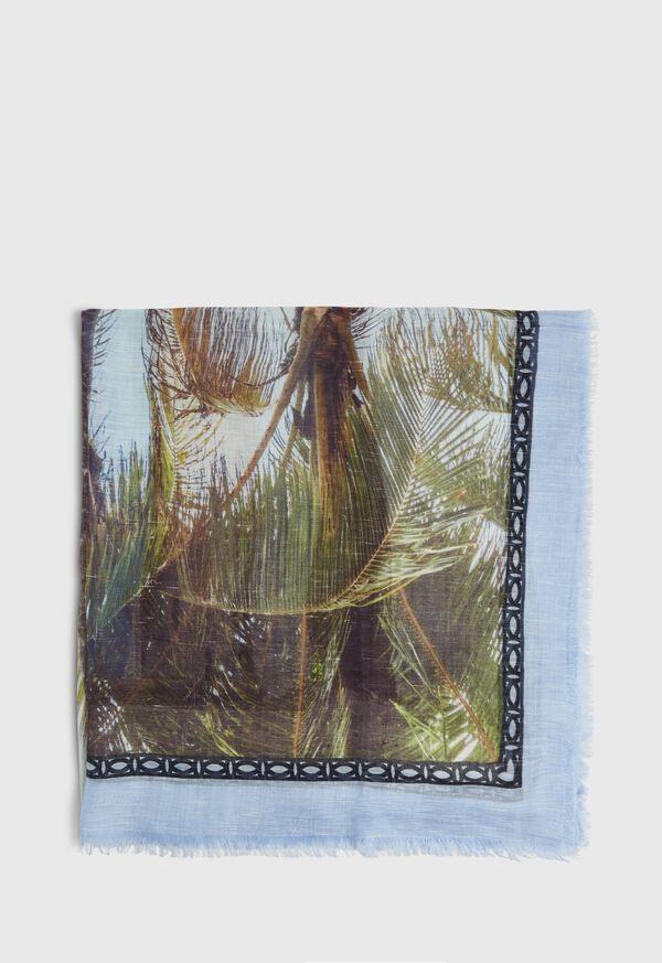 Palm Leaf Scarf, image 2