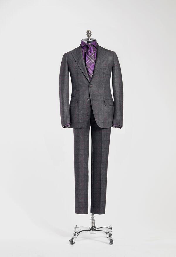 Printed Handwork Suit, image 3