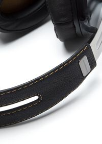 Sennheiser Leather Wireless Headphones, thumbnail 4