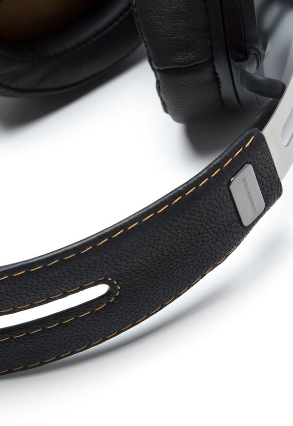 Sennheiser Leather Wireless Headphones, image 4