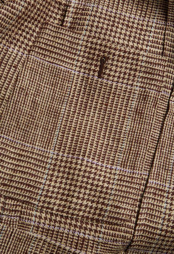 Tan Plaid Jacket, image 3