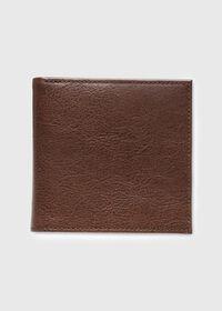 Hipster Vachetta Leather Wallet, thumbnail 1