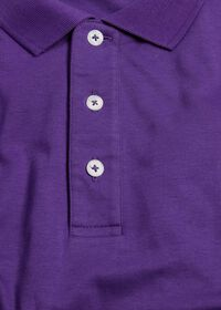 Pima Cotton Interlock Polo, thumbnail 10