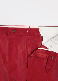 Crimson Corduroy Dress Pant, thumbnail 2