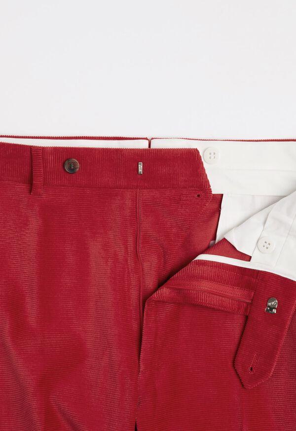Crimson Corduroy Dress Pant, image 2