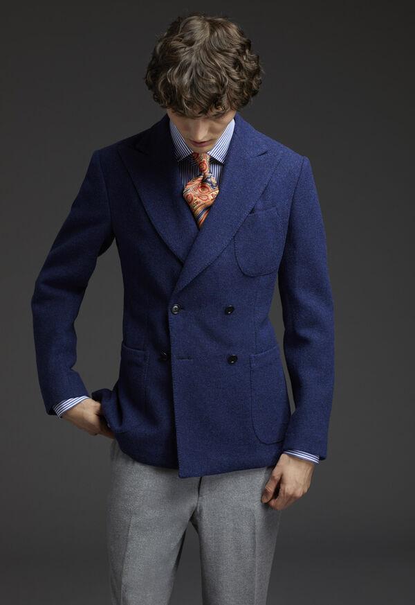 Silk Paisley Tie, image 3