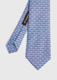 Dragonfly Print Tie, thumbnail 1
