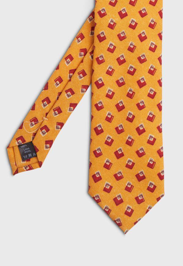Deco Diamond Tie