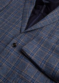 Plaid Travel Jacket and Built-in Vest, thumbnail 2