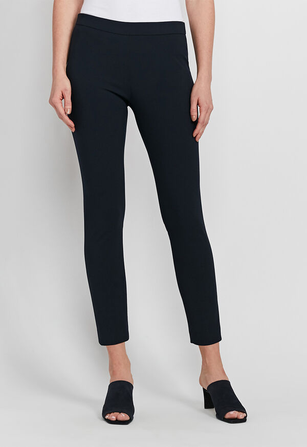 Crepe Pull-On Pant, image 4