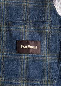 Plaid Soft Jacket, thumbnail 3