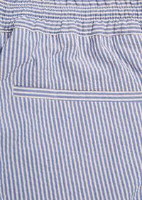 Seersucker Drawstring Pant, thumbnail 3