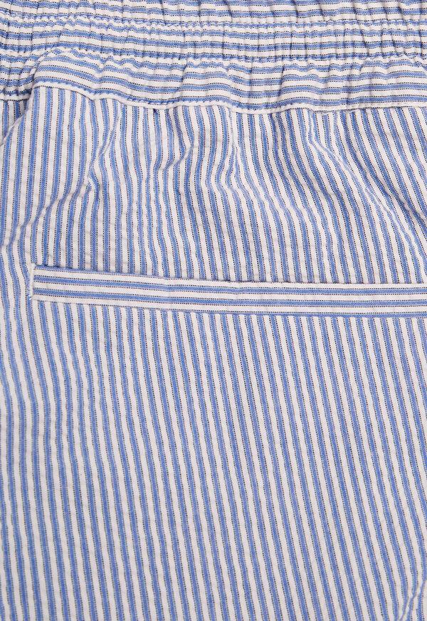 Seersucker Drawstring Pant, image 3