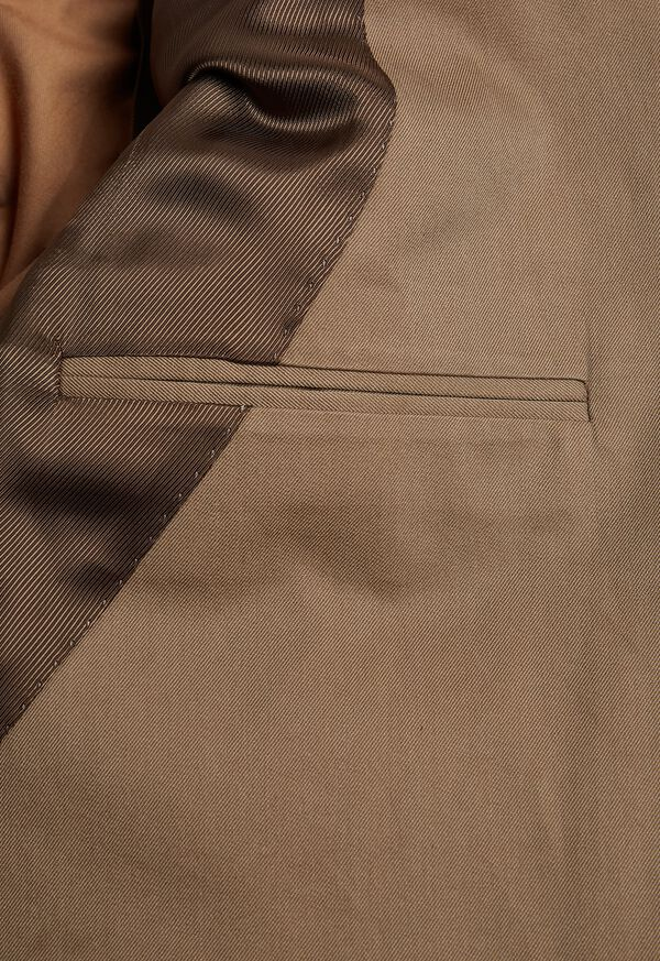 Solid Soft Constructed Sport Jacket, image 3