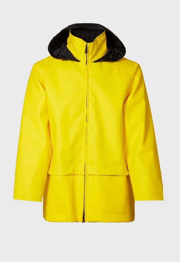 Yellow Parka Jacket, image 2