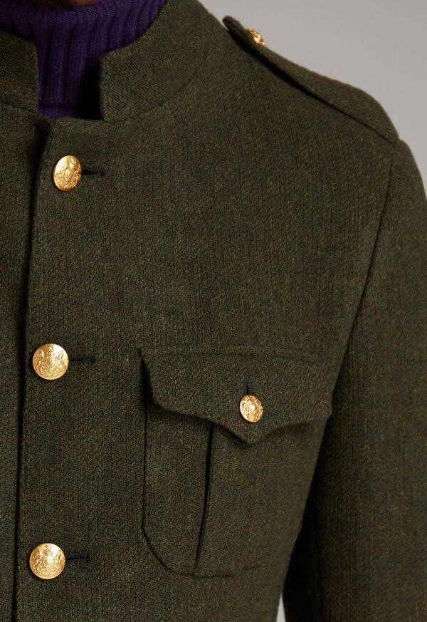 Military Style Jacket, image 4