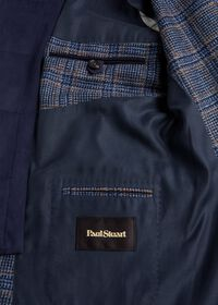Plaid Travel Jacket and Built-in Vest, thumbnail 4