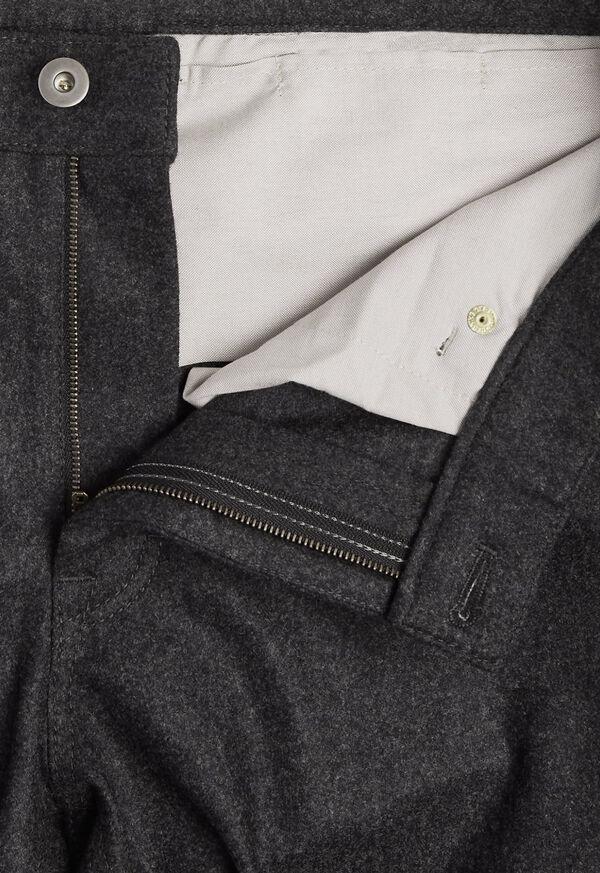 5-Pocket Flannel Pant, image 3
