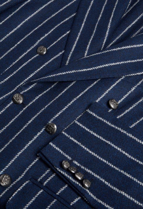 Stripe Wool Jacket, image 2