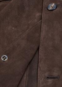 Safari Style Suede Jacket, thumbnail 3
