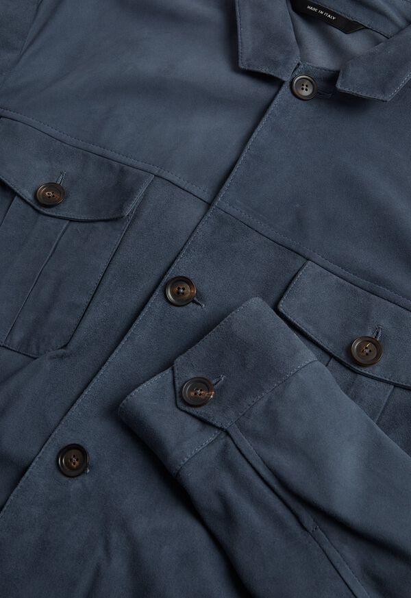 Safari Style Suede Jacket, image 3