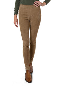 Stretch Suede Legging, thumbnail 1
