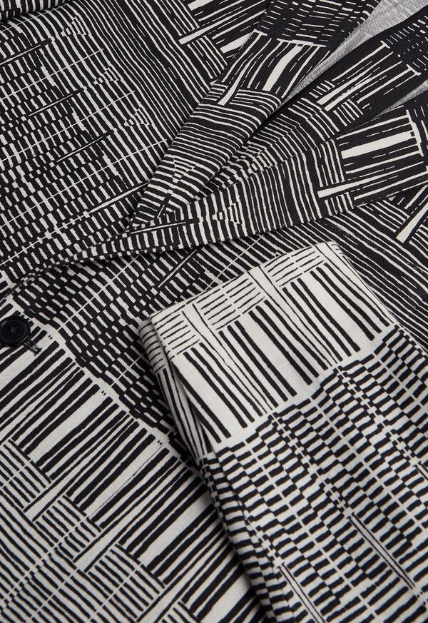 Printed Abstract Graded Dinner Jacket, image 2