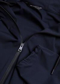 Travel Cloth Zip-Up Hoodie, thumbnail 2