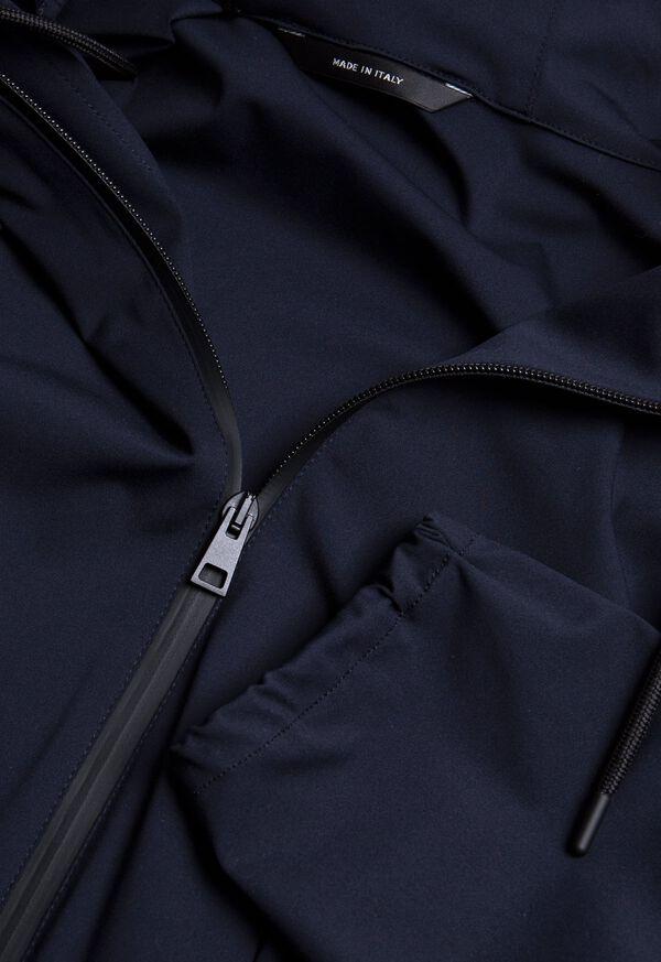 Travel Cloth Zip-Up Hoodie, image 2