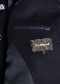 Single Breasted Super 180s Wool Coat, thumbnail 4