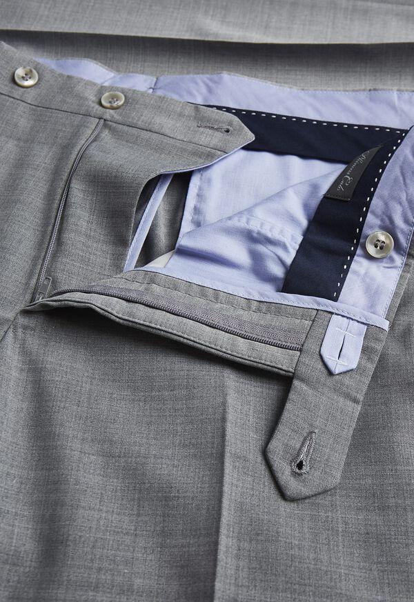Plain Front Trouser, image 2