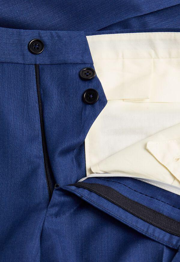 Blue Solid Suit, image 6